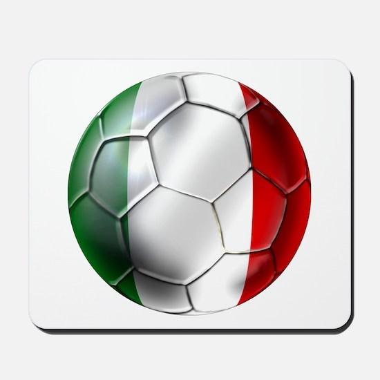 Italy Italia Football Mousepad