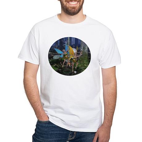 FairyDance White T-Shirt
