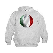 Italy Italia Football Hoodie