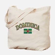 Dominica Football Tote Bag