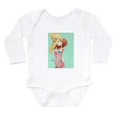 Molly Long Sleeve Infant Bodysuit