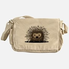 Porcupine Messenger Bag