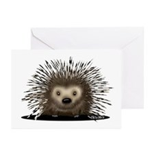 Porcupine Greeting Cards (Pk of 20)