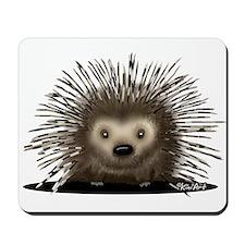 Porcupine Mousepad