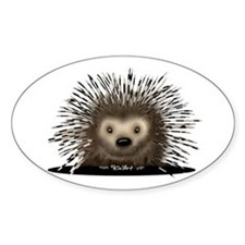 Porcupine Decal