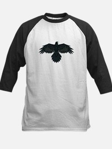 Beadwork Crow or Raven Tee