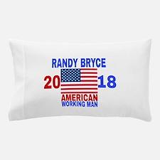 RANDY BRYCE 2018 Pillow Case