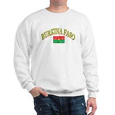 Burkina Faso Football Sweatshirt