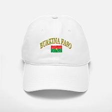 Burkina Faso Football Baseball Baseball Cap