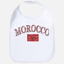 Morocco Football Bib