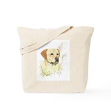 Cute Labradore Tote Bag