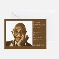 G.W. Carver Note Cards set of ten
