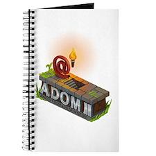 ADOM II Logo Journal