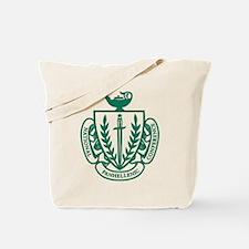 NPC Coat of Arms Tote Bag
