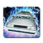 Back in Time Mousepad Mousepad