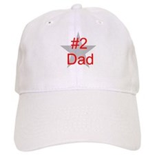 #2dad with star Baseball Cap