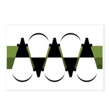 Tapirs Postcards (Package of 8)