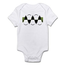 Tapirs Infant Bodysuit