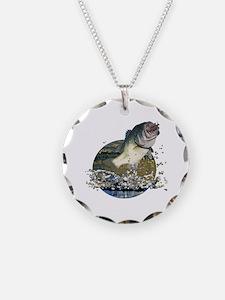 Largemouth Bass Necklace