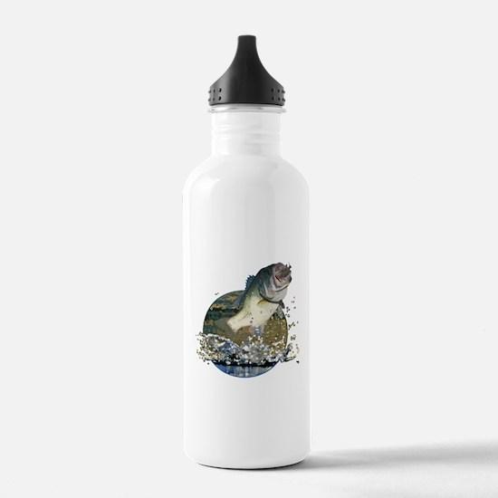 Largemouth Bass Water Bottle
