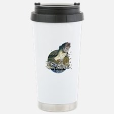Largemouth Bass Travel Mug