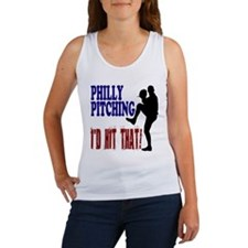PHILLY: I'D HIT THAT Women's Tank Top