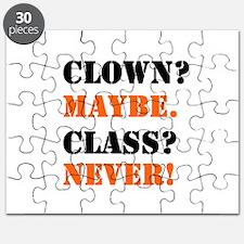 Clown? 4 Puzzle