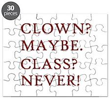 Clown? 2 Puzzle