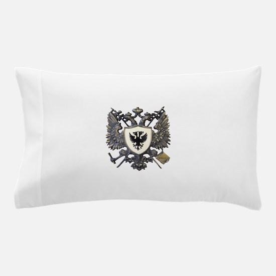 Doucette Family Crest Pillow Case