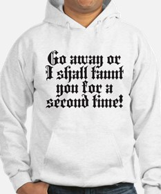 I shall taunt you Jumper Hoody