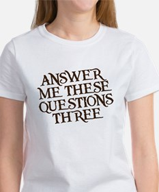 questions three Tee