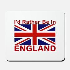 England Lover Mousepad