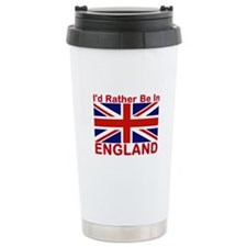 England Lover Travel Mug