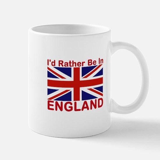 England Lover Mug