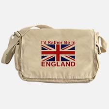 England Lover Messenger Bag