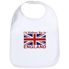 England Lover Bib