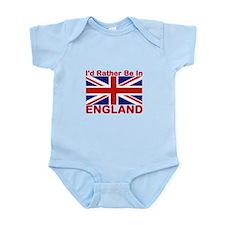England Lover Infant Bodysuit