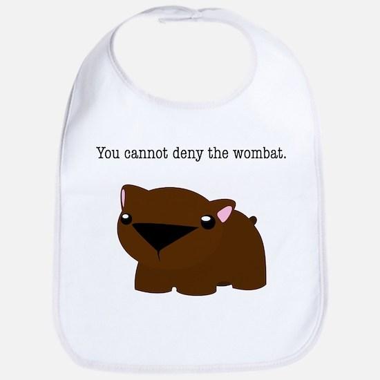 Wombat Bib