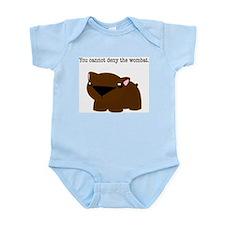 Wombat Onesie