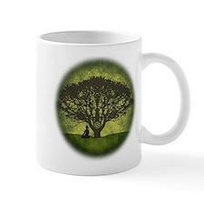 Buddha Under the Bodhi Tree Small Mug