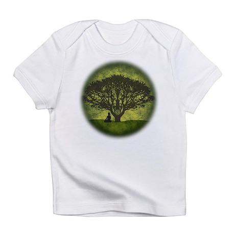 Buddha Under the Bodhi Tree Infant T-Shirt
