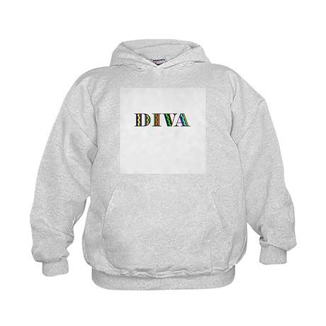 Diva Kids Hoodie