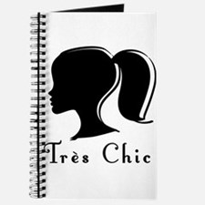 Tres Chic girl.png Journal