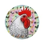 Roosters! Ornament (Round)