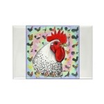 Roosters! Rectangle Magnet (100 pack)