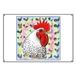 Roosters! Banner