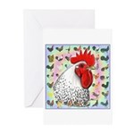 Roosters! Greeting Cards (Pk of 10)