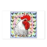 Roosters! Postcards (Package of 8)