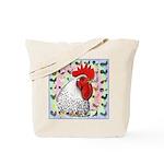 Roosters! Tote Bag