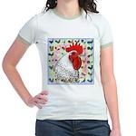 Roosters! Jr. Ringer T-Shirt